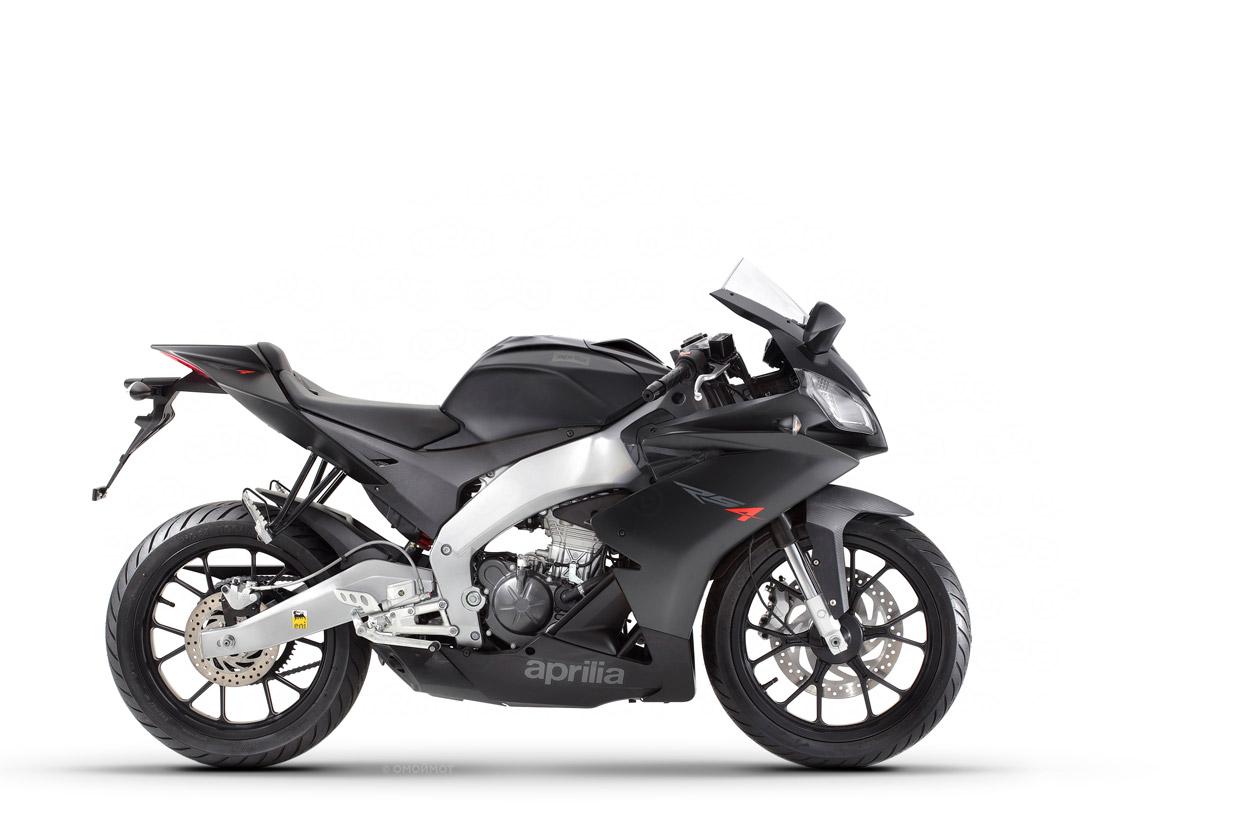 Спортивный мотоцикл Aprilia RS4 125