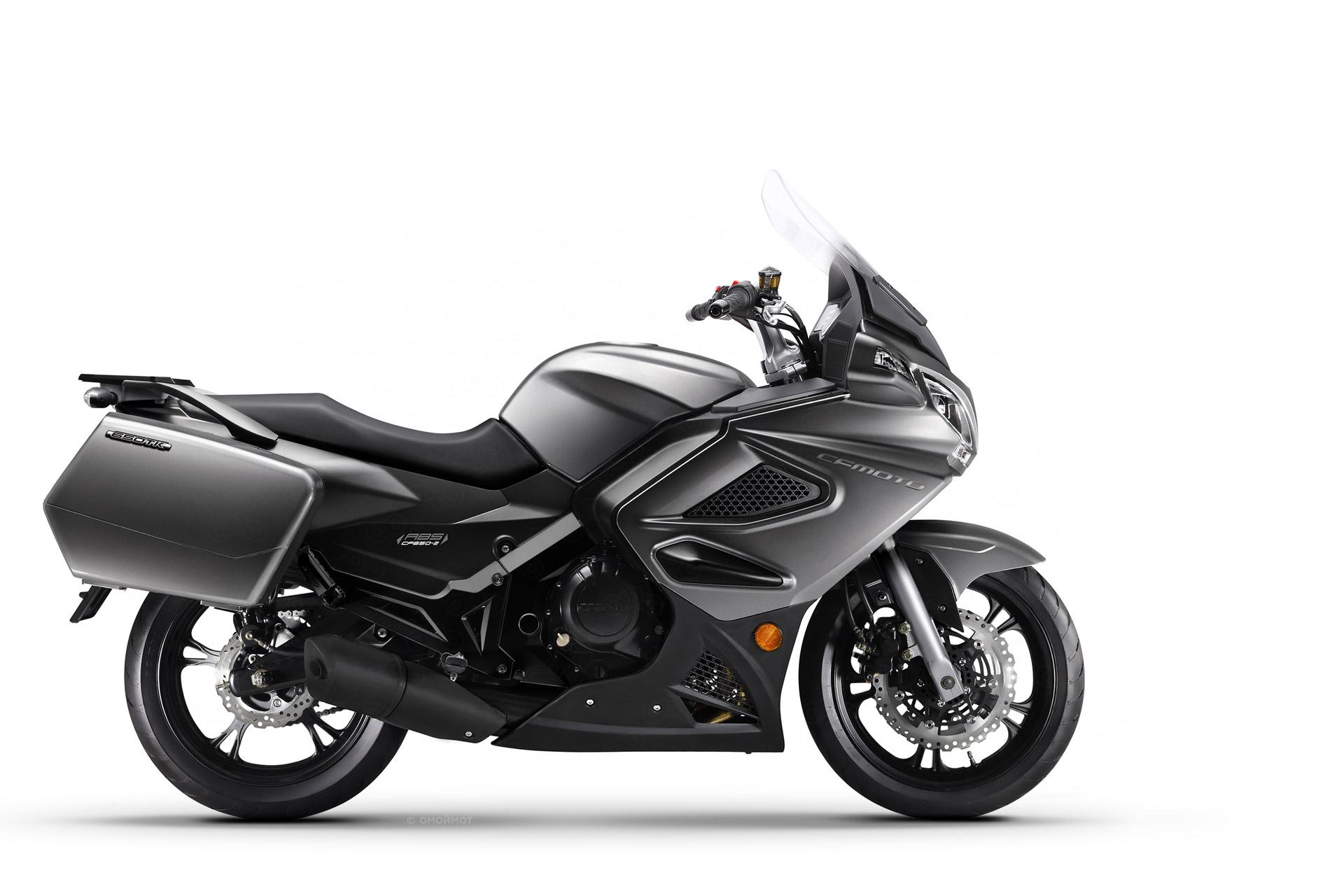 Туристический мотоцикл CF-Moto 650TK