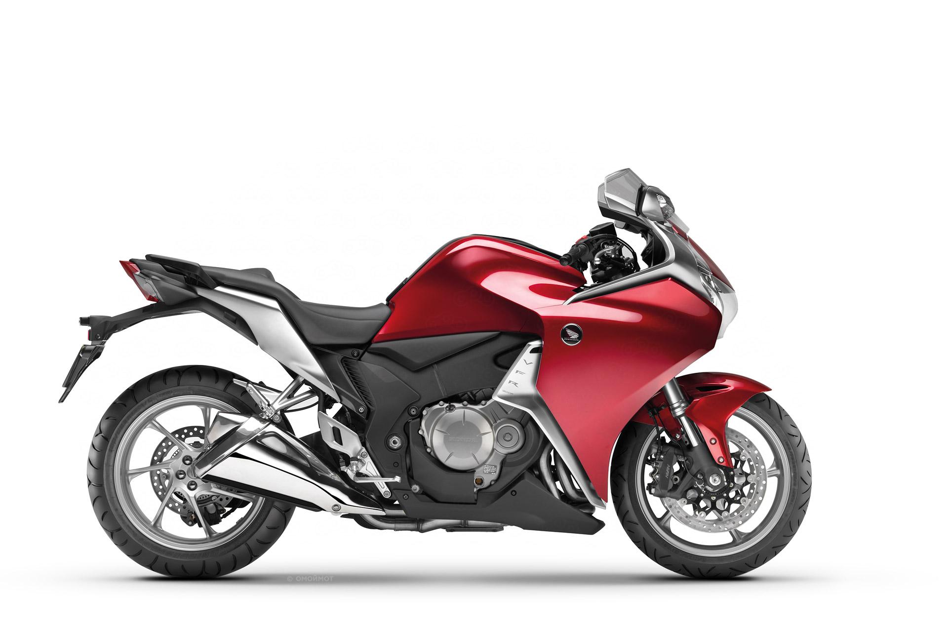 Honda VFR 1200 максимальная скорость #6