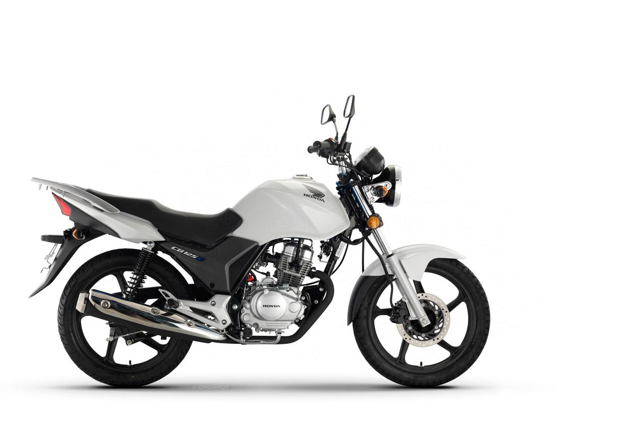 Малокубатурный мотоцикл Honda CB125 (Хонда СиБи125)