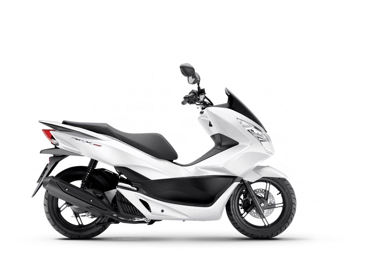 Скутер Honda PCX150 2013