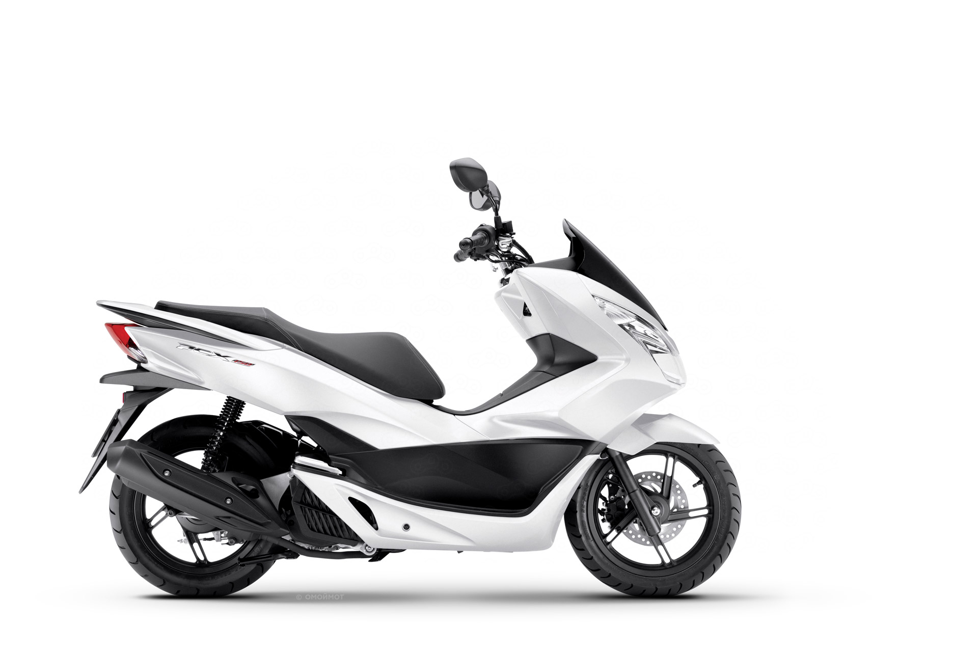 s spec launches pcx rhf europe scooter honda