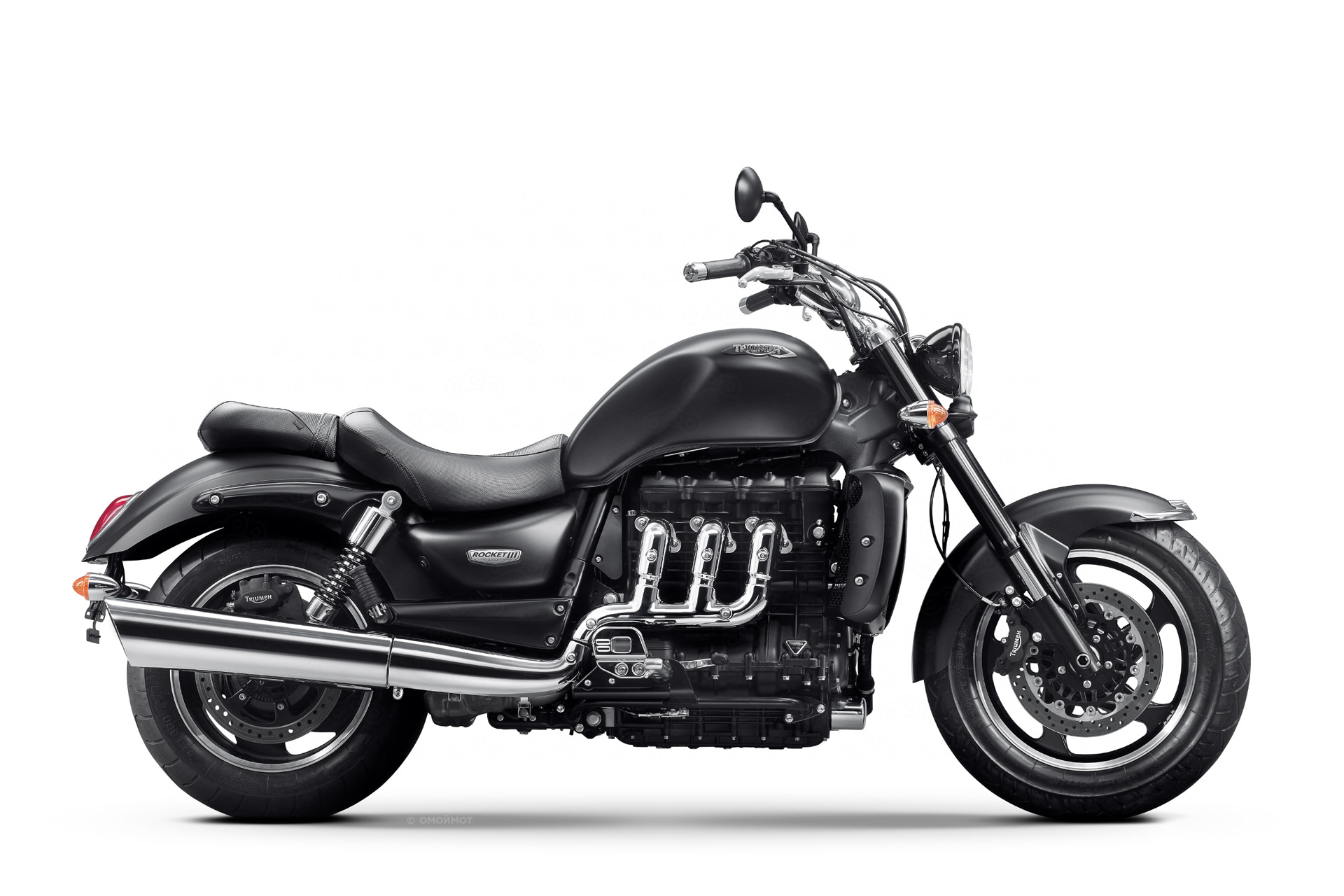 Triumph Rocket 3 Roadster