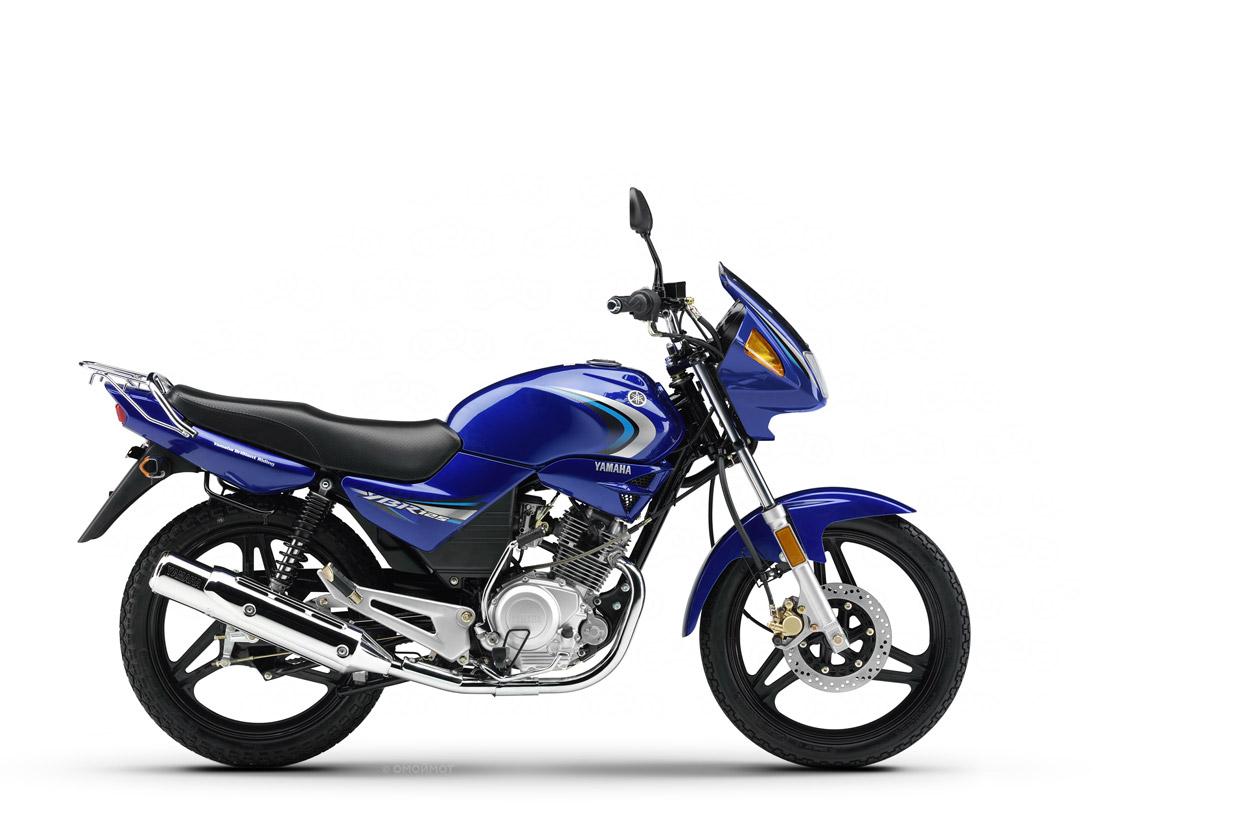 Ямаха ЮБР125. Yamaha YBR125.