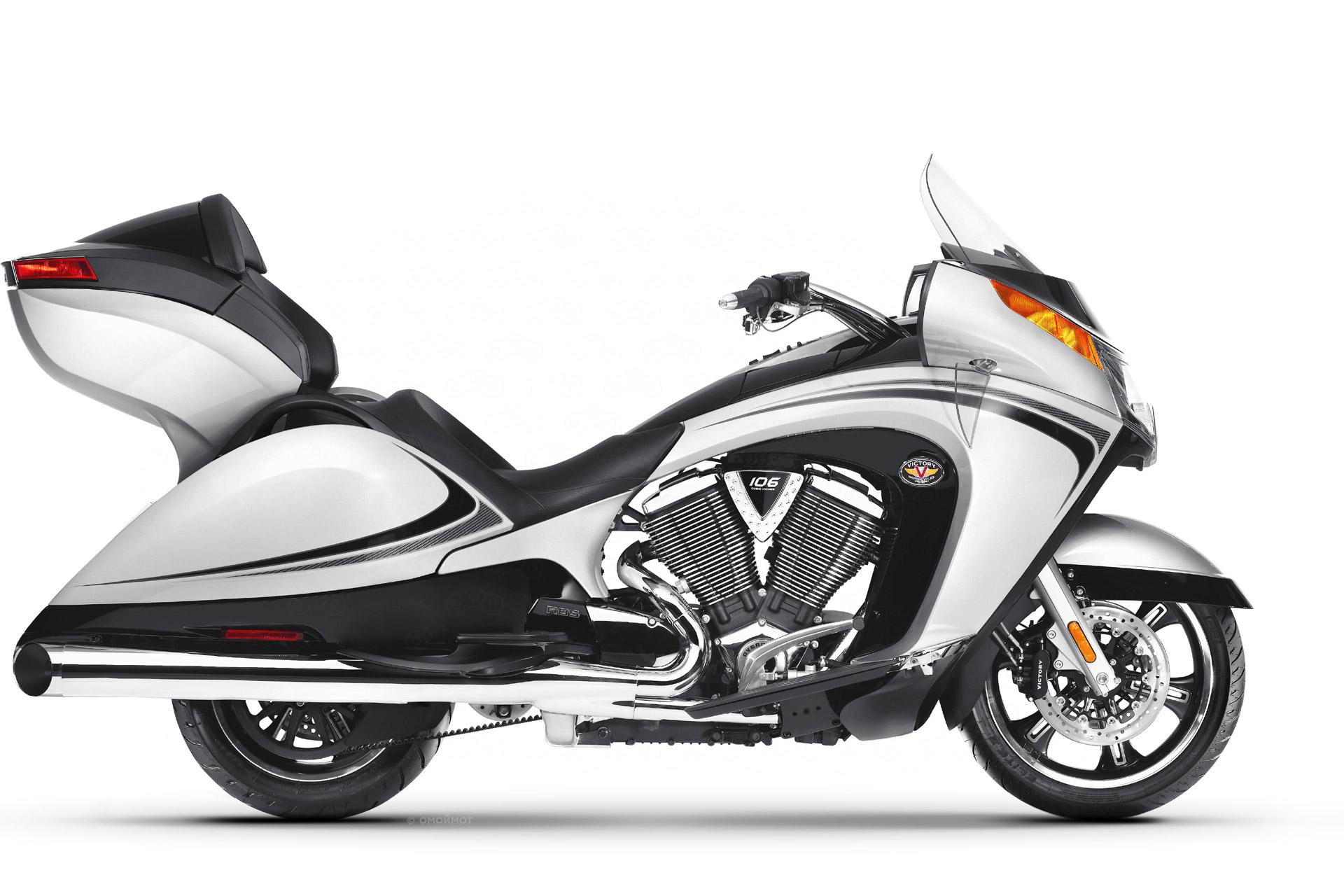 Туристический мотоцикл Victory Vision Tour в каталоге Омоймот.