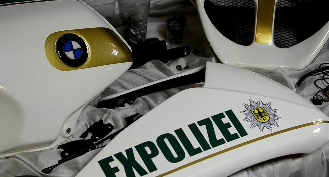 BMW K75 Cafe racer #13. Первый запуск, компрессия, обзор готовых деталей.