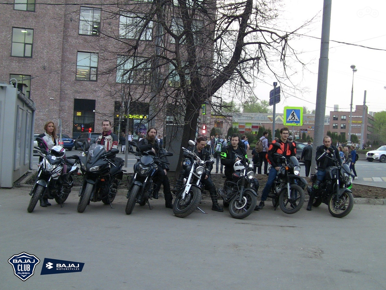 встреча клуба в москве