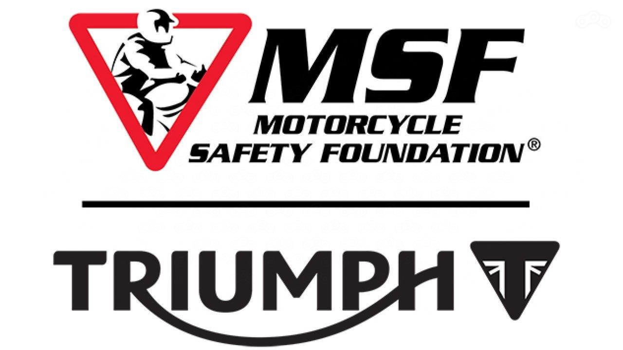 Triumph открывает онлайн-курс для мотоциклистов