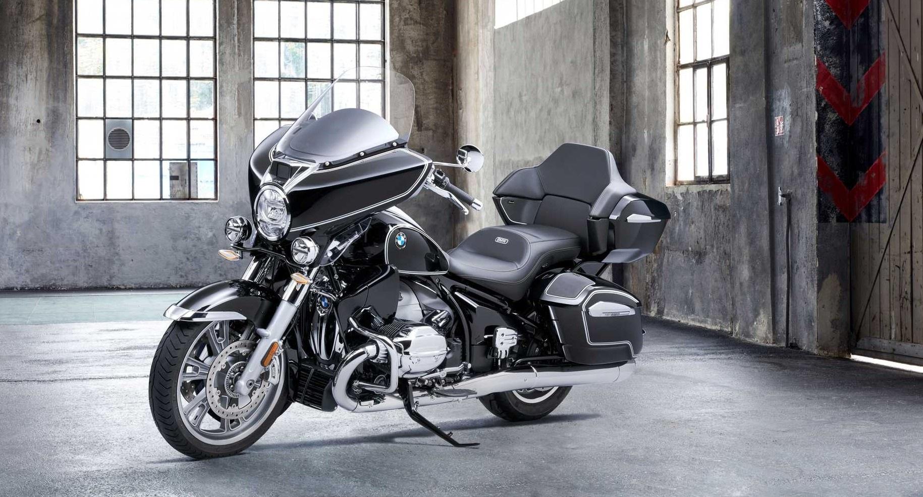 BMW: пополнение в семействе R18