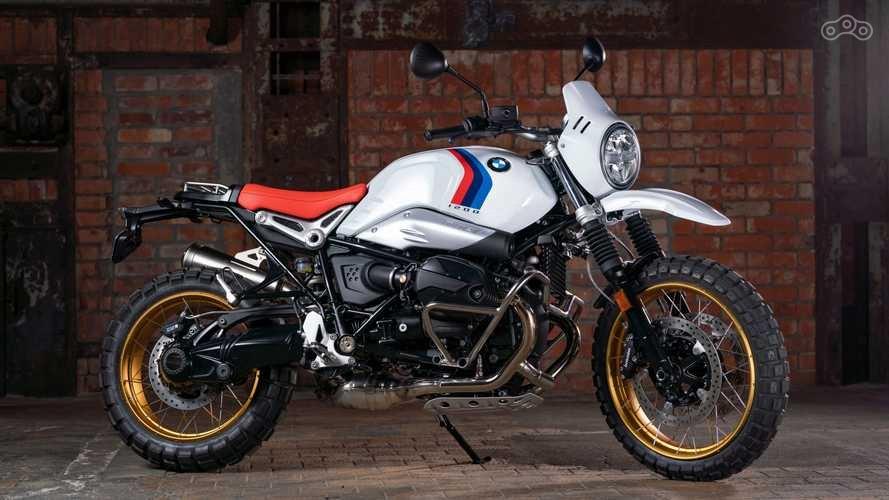 BMW R nineT Urban GS Dakar
