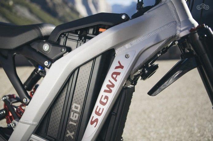 Segway Dirt eBike: самый доступный электромотоцикл