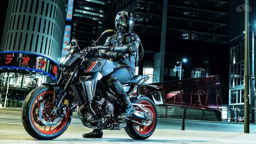 Yamaha обновила MT-09