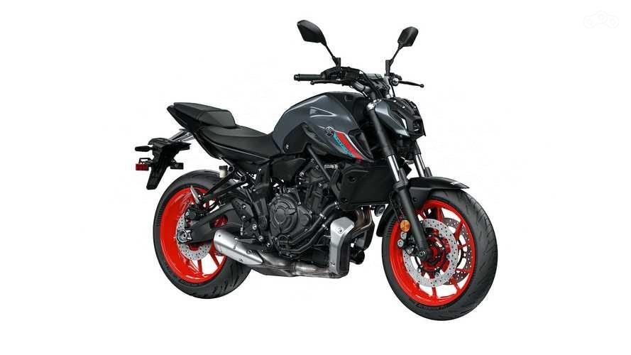 Yamaha MT-07 2021: что нового?