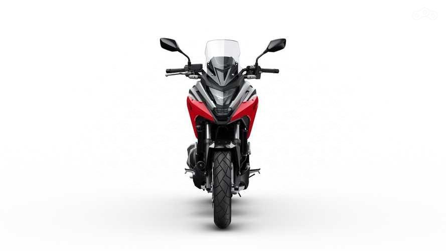 Honda NC750X и X-ADV: большие изменения