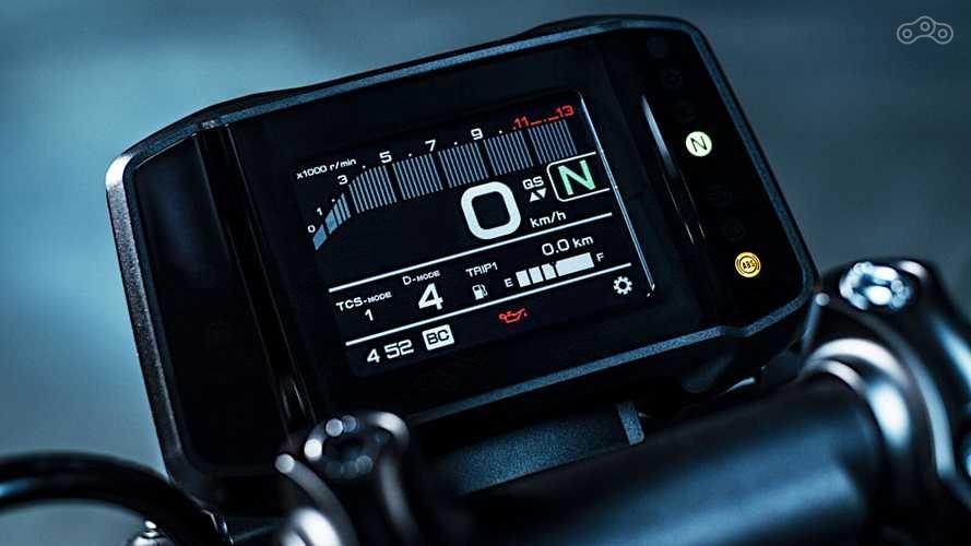 Yamaha MT-09 SP обновлён