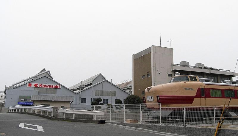 Железнодорожный завод KHI в Хиого