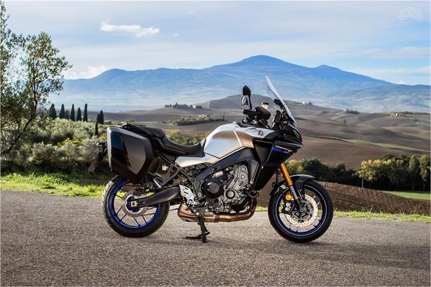 Yamaha: Tracer 9 и Tracer 9 GT обновлены