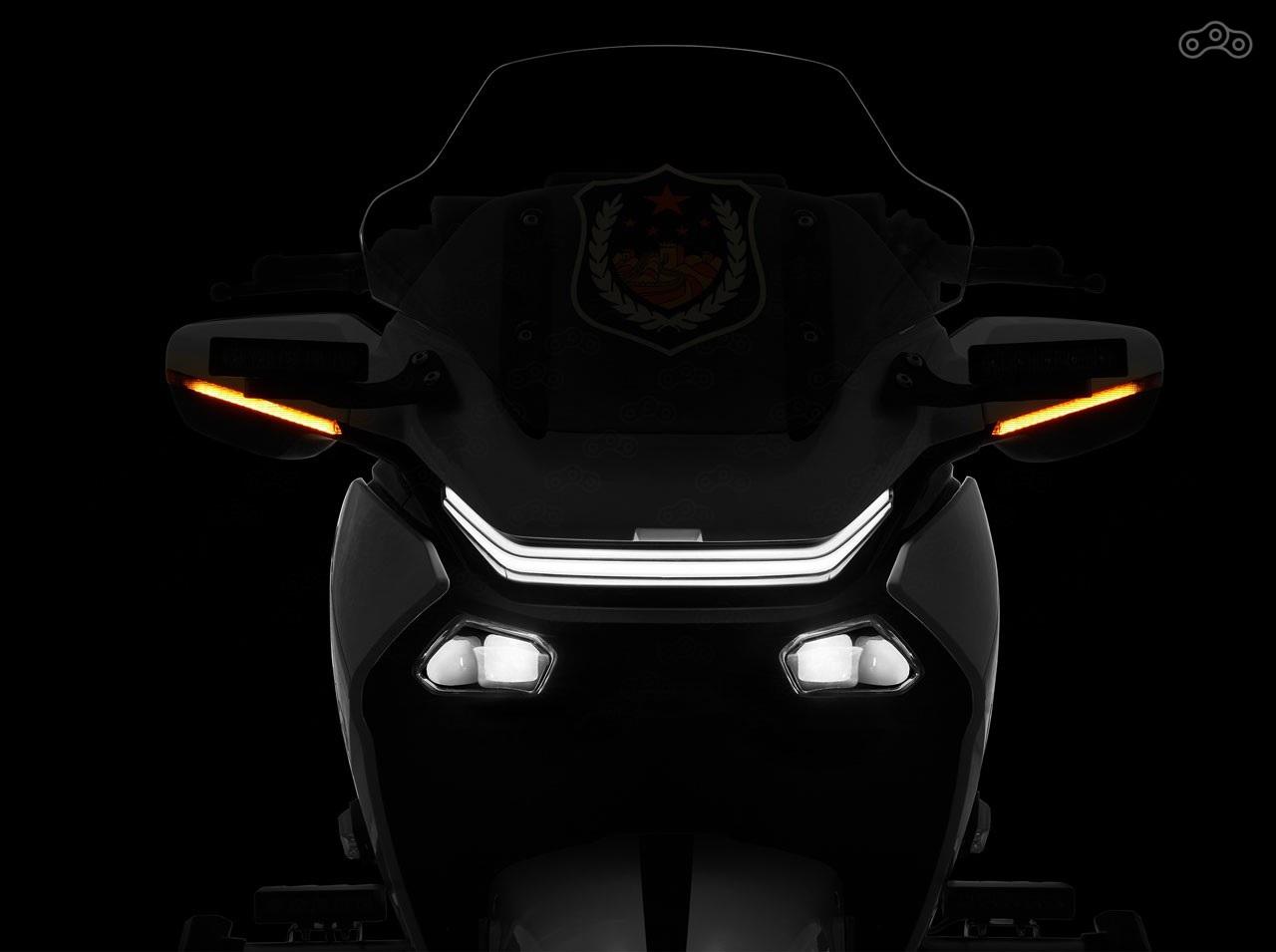 CFMoto выпустил первый электроцикл