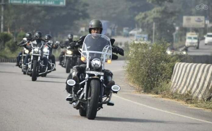 Harley-Davidson: индийцы протестуют