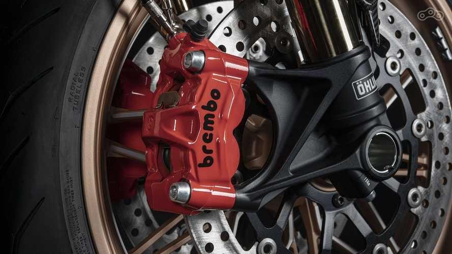 Ducati Diavel 1260 Lamborghini: коллекционная итальянская роскошь