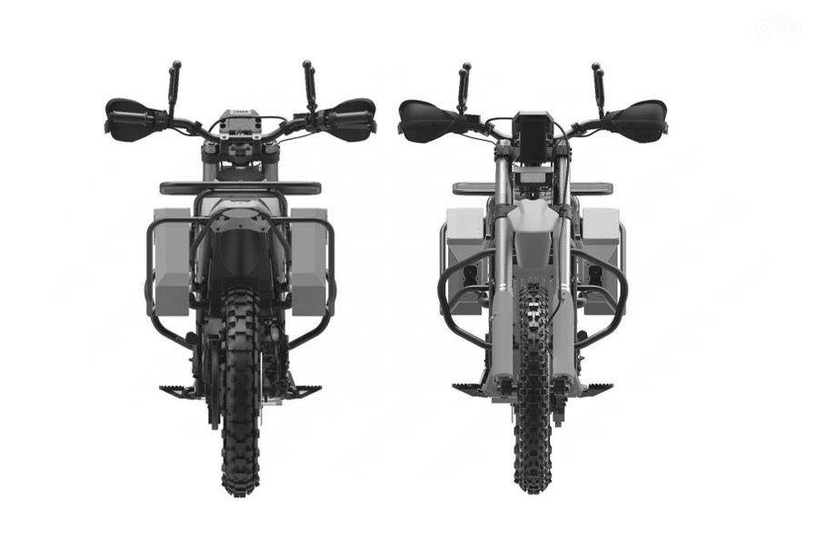 """""""Калашников"""" запатентовал новый электромотоцикл"""