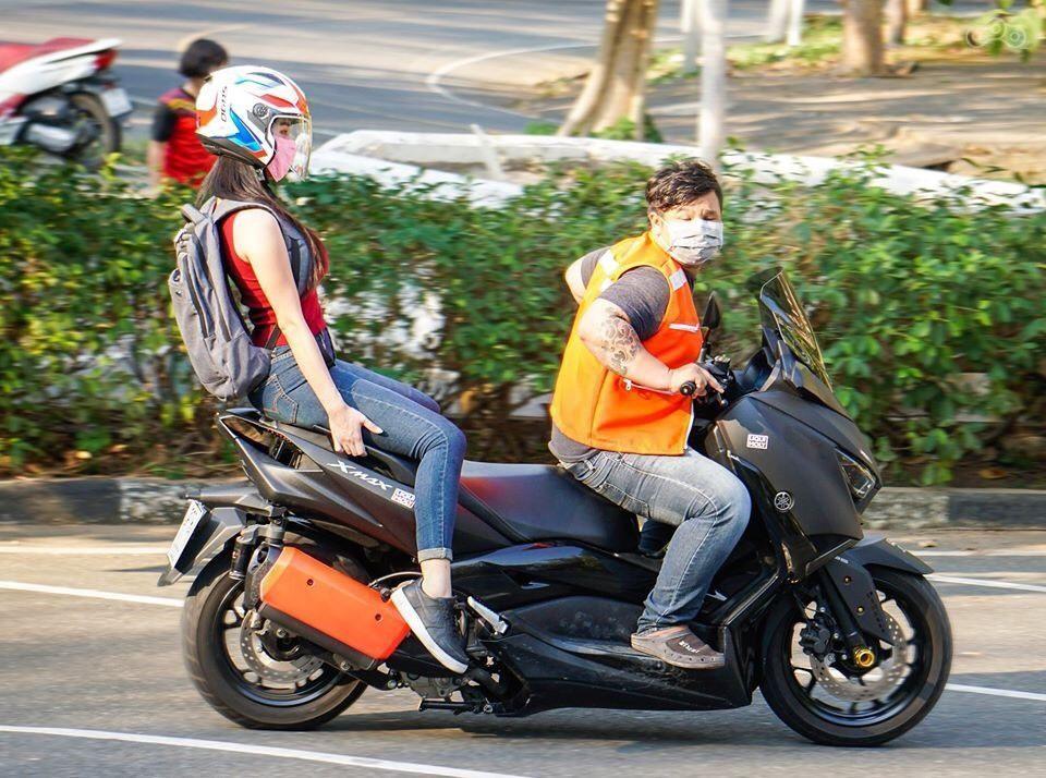 Мотоцикл — лучший подарок к Новому году