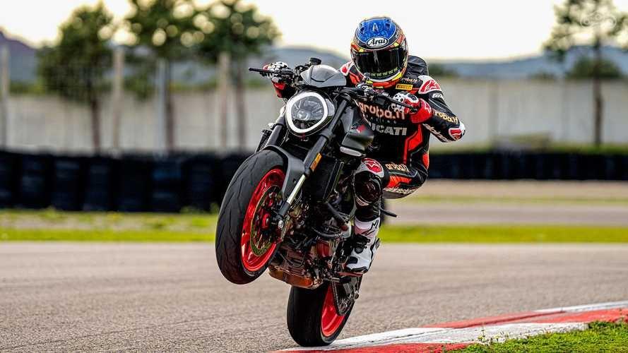 Ducati Monster стал ещё ужаснее