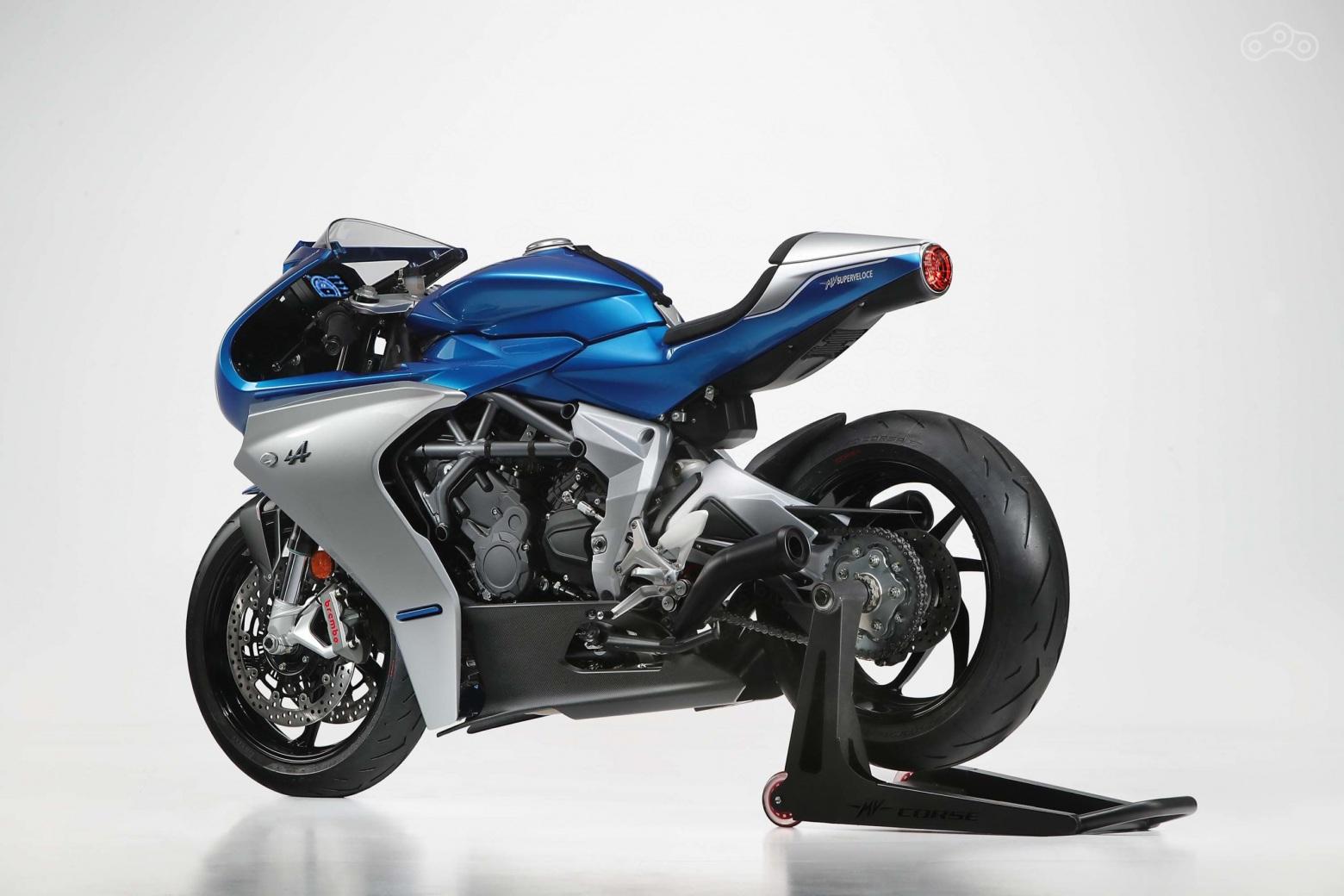 MV Agusta Superveloce, эксклюзивная версия