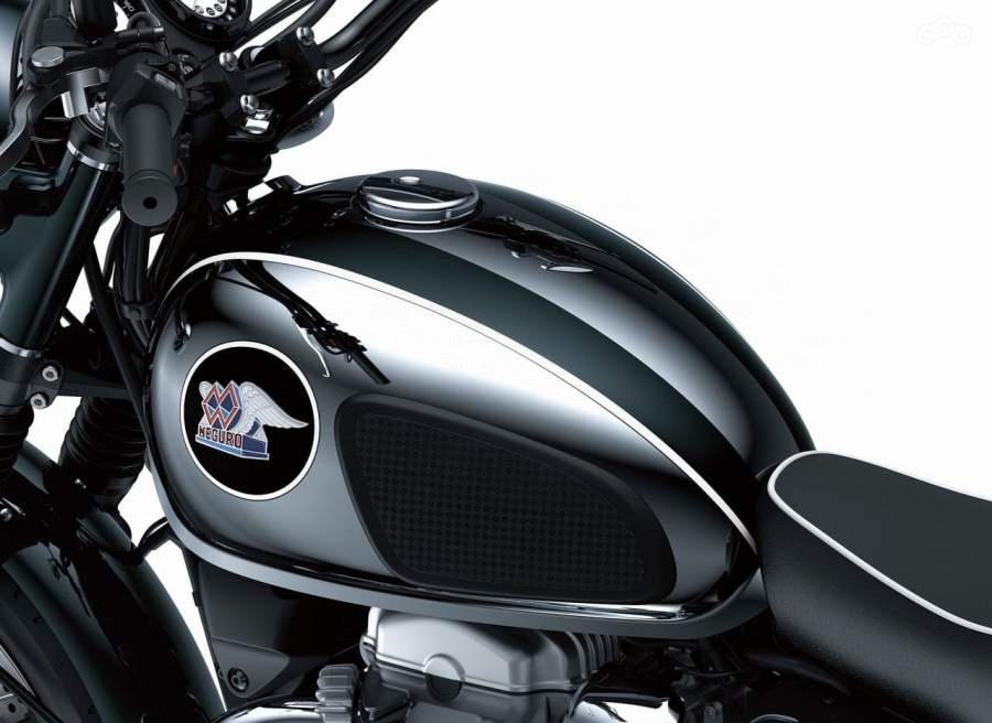 Kawasaki возрождает бренд Meguro