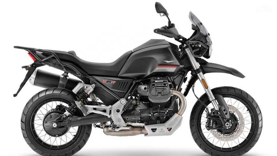 Moto Guzzi: 850-кубовый мотор усовершенствован