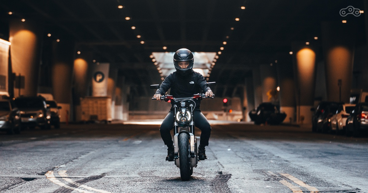 Metacycle: новый формат электромотоцикла