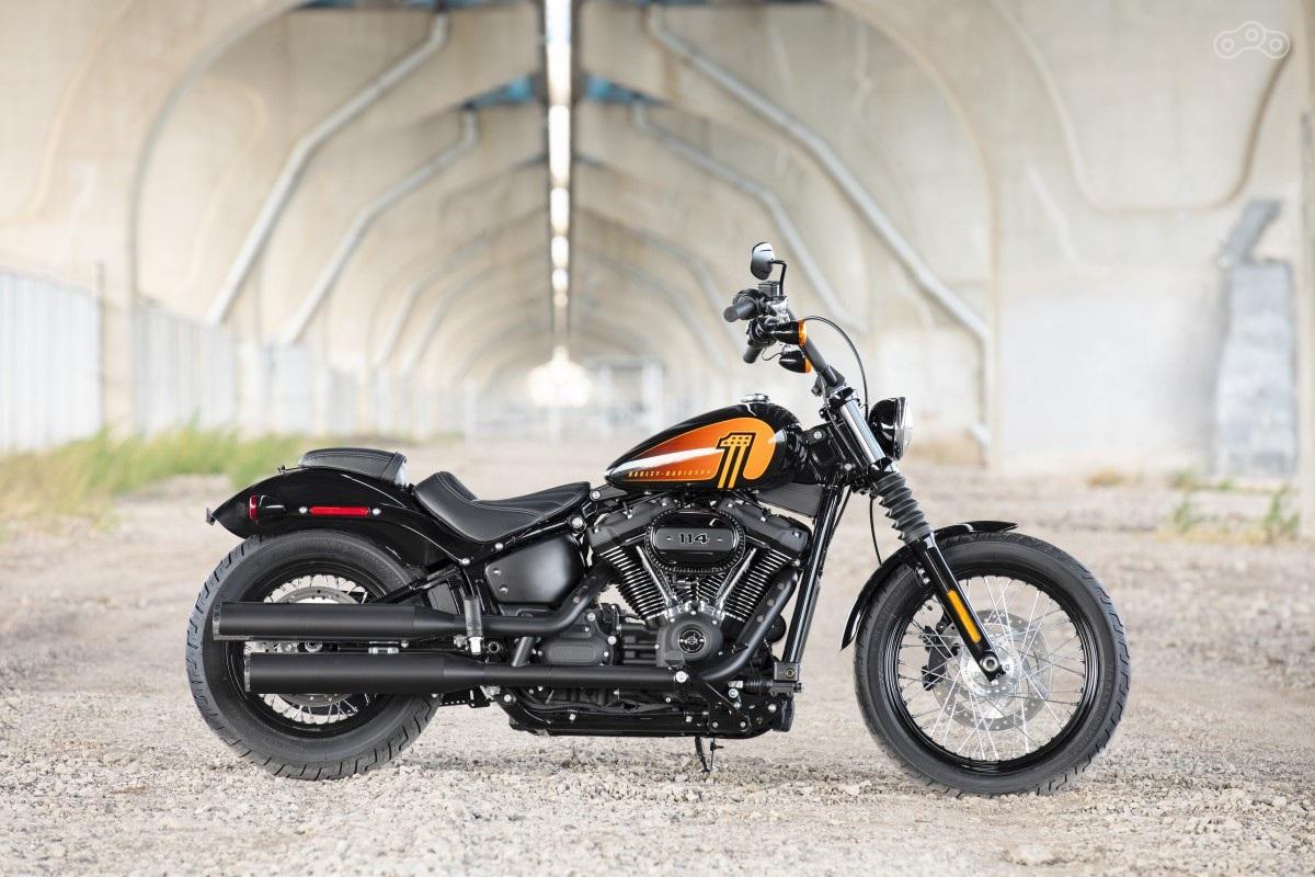 Harley-Davidson представил обновлённый модельный ряд