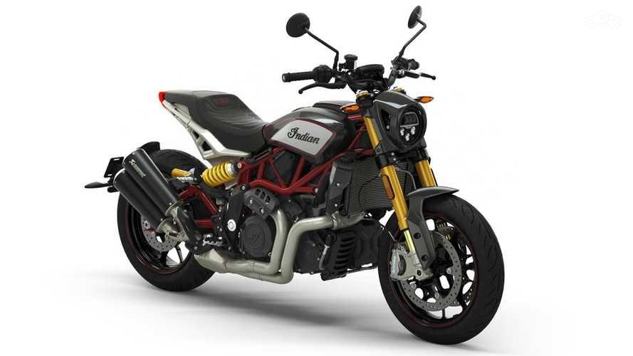 Indian Motorcycle: линейка FTR 2022 модельного года