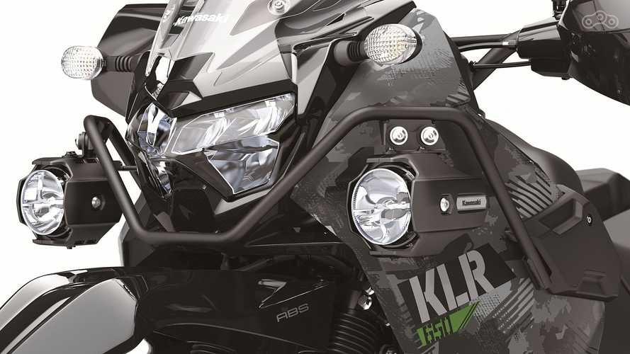Kawasaki KLR650 возвращается