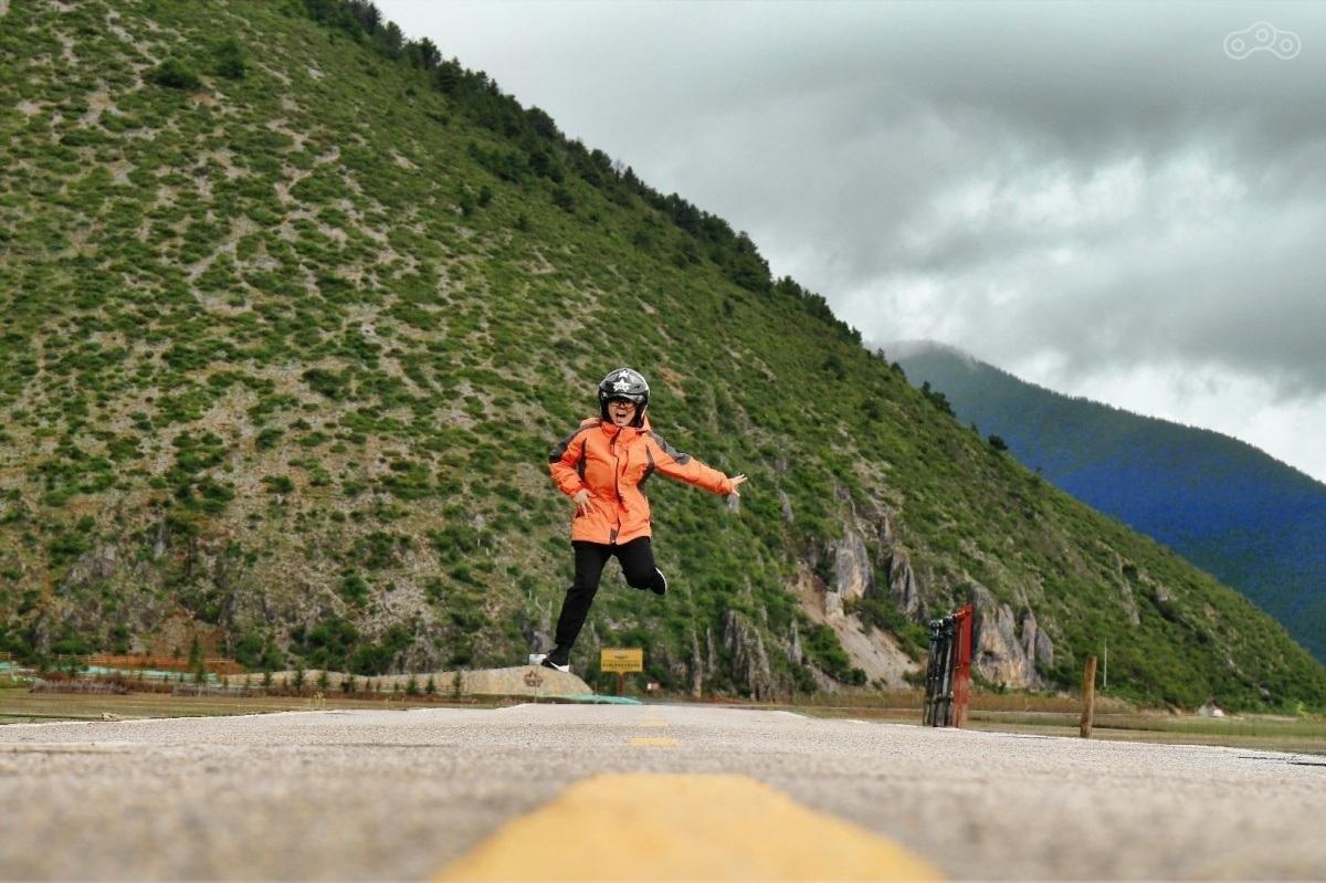 1040 км на Cruisym 300