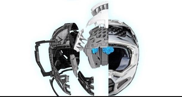 Чем отличаются оболочки шлемов.