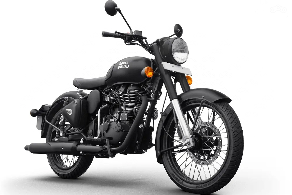 Royal Enfield Classic 500 Stealth 2018