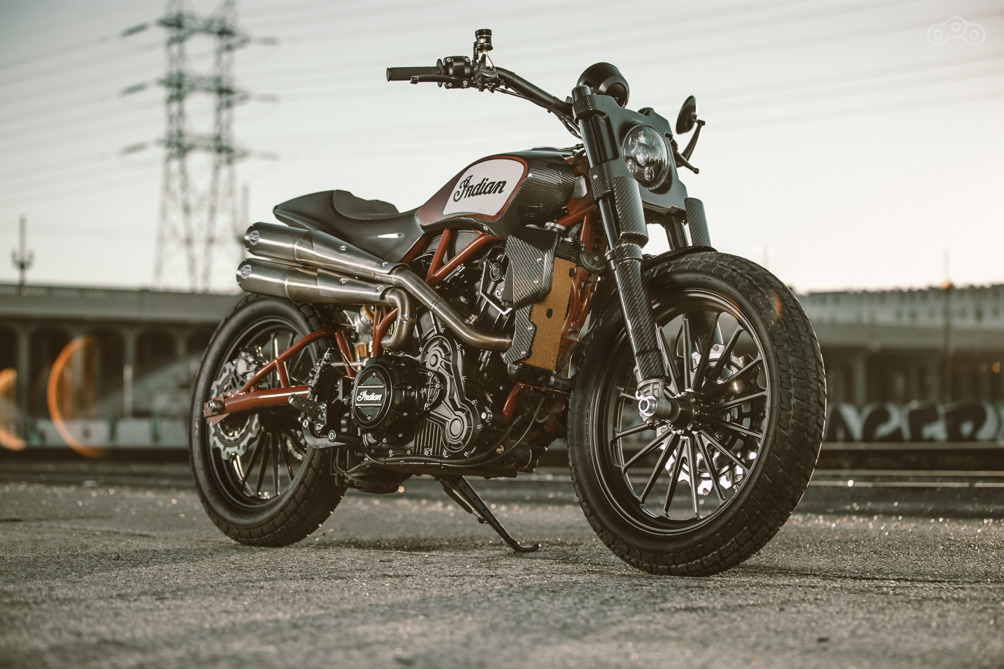 Indian Scout FTR1200 Custom 2017