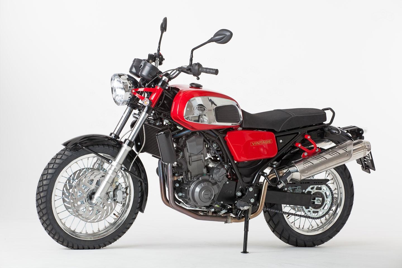 Мотоцикл Ява 660 люкс фото #9