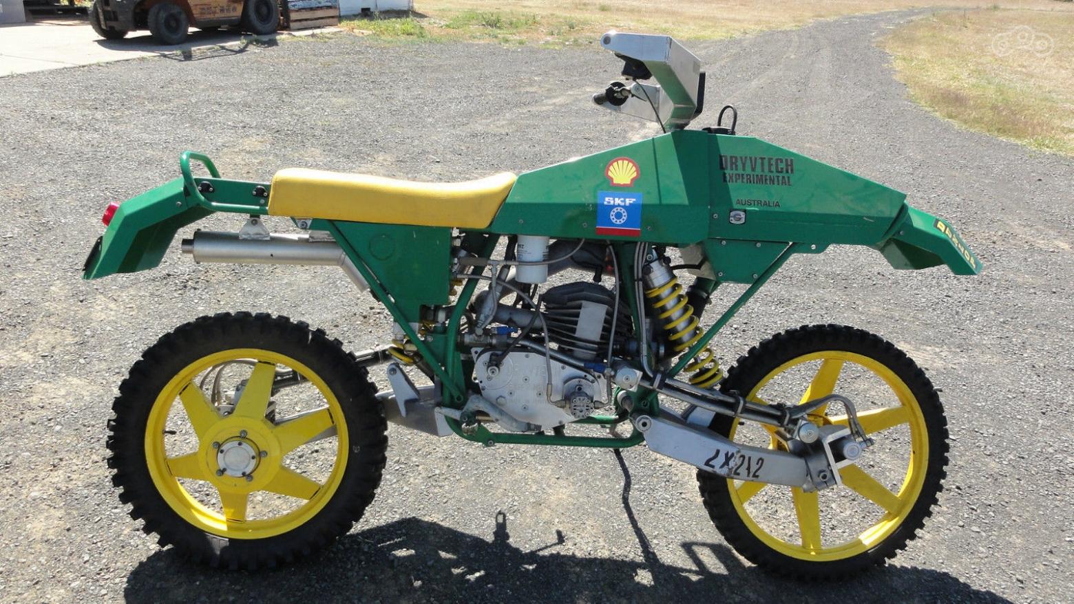 Мотоцикл внедорожный своими руками фото 152