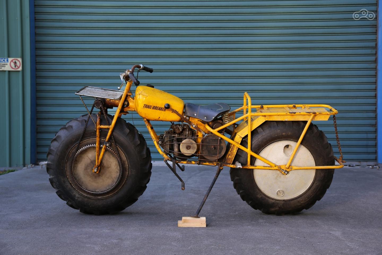 Полноприводный мотоцикл своими руками фото 440