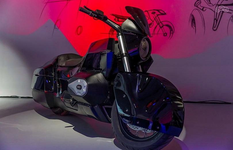 Вероятно, мотоциклу уготована роль эскорта первых лиц государства