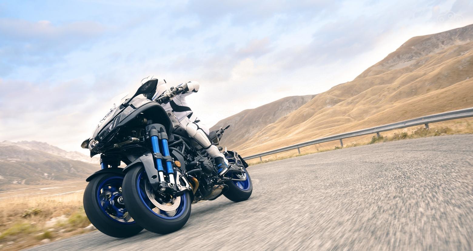 yamaha niken review threewheeled motorcycle - HD1560×830
