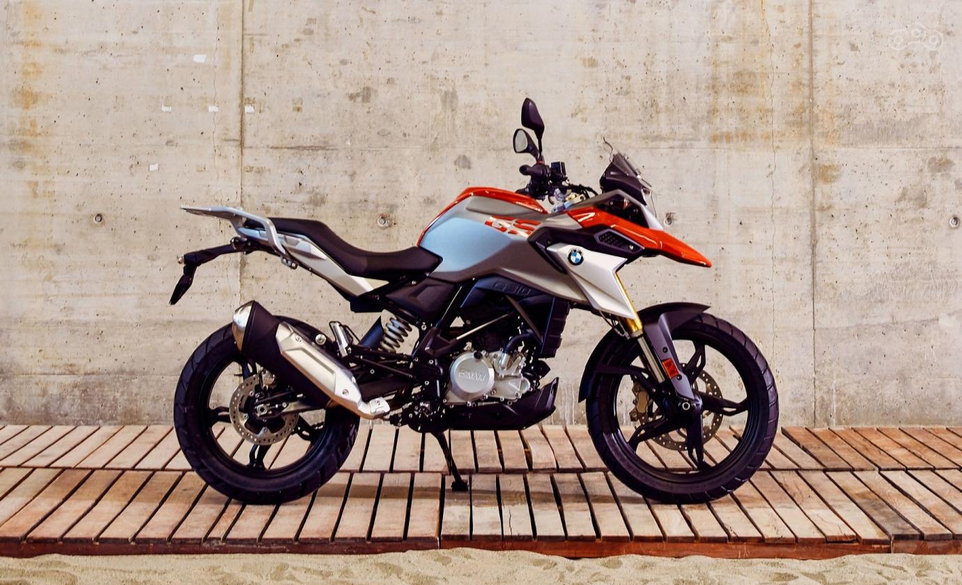 Мотоциклы BMW. BMW G 310 GS - moto-avilon.ru