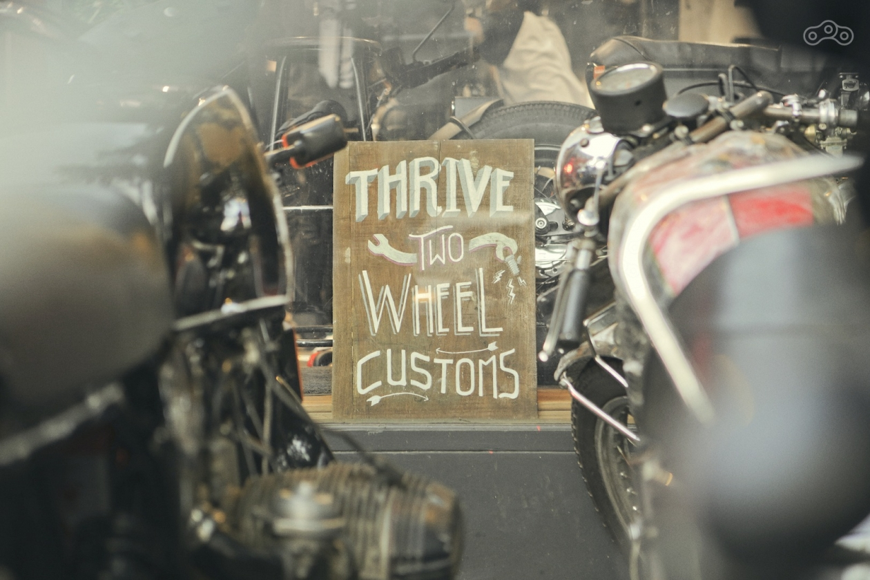 Thrive Motorcycles Indonesia