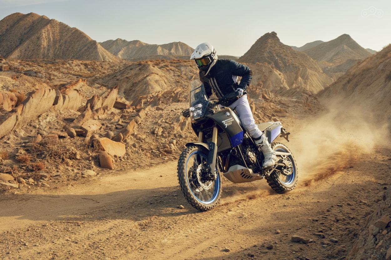 За время испытания мотоцикл побывает у самых именитых прорайдеров планеты