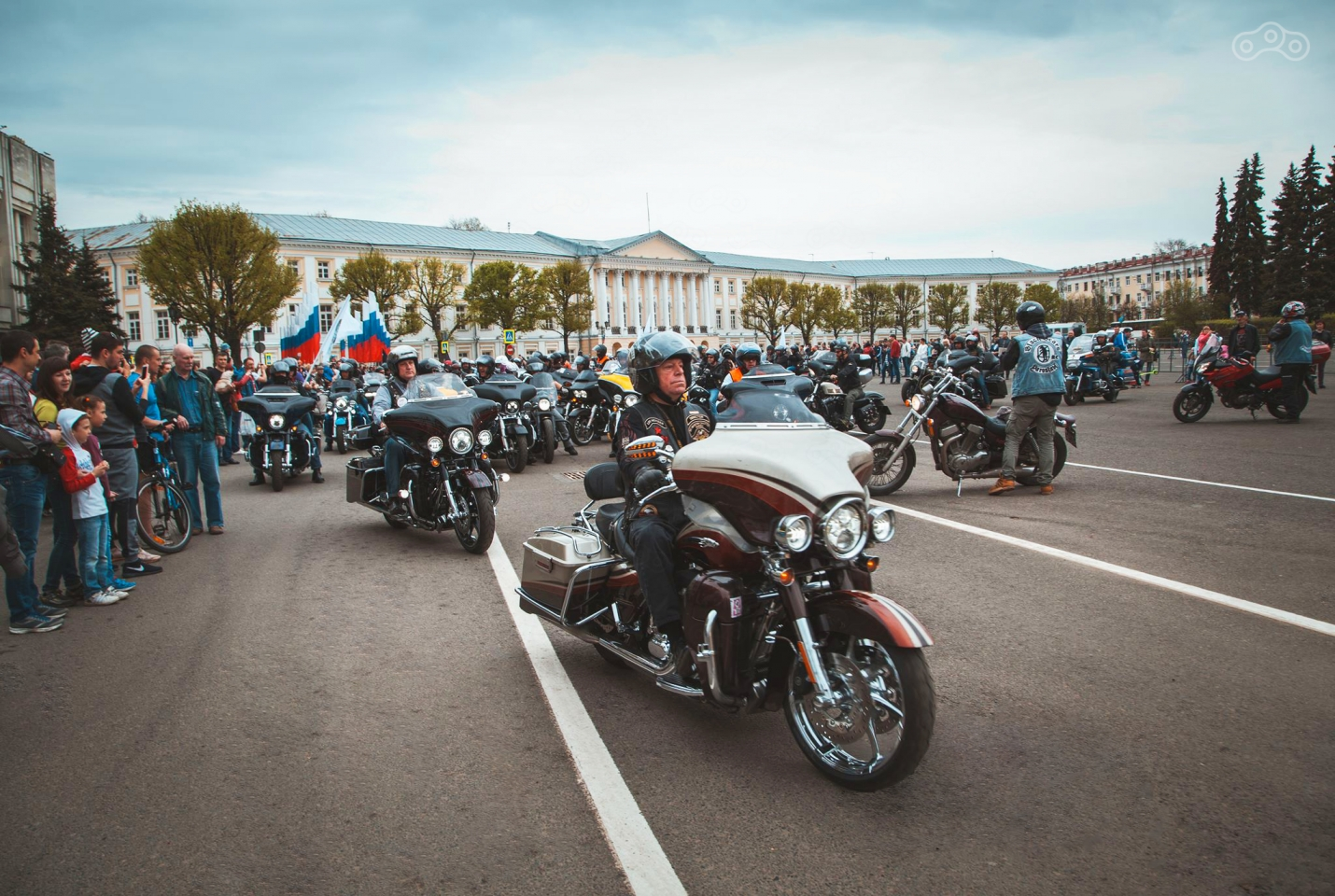 Байк фестиваль Moto Family Days в Ярославле